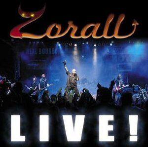 ZORALL - Live CD