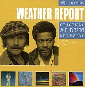 WEATHER REPORT - Original Album Classics / 5cd / CD