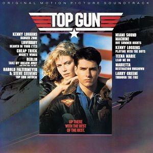 FILMZENE - Top Gun / vinyl bakelit / LP
