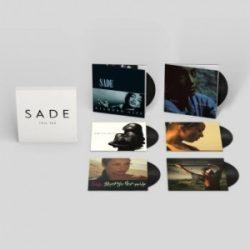 SADE - This Far  borítósérült! /vinyl bakelit box/6xLP