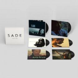 SADE - This Far /vinyl bakelit box/6xLP