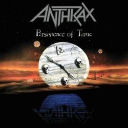 ANTHRAX - Persistence Of Time / vinyl bakelit / 4xLP