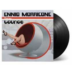 ENNIO MORRICONE - Lounge / bakelit vinyl / 2xLP