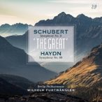 SCHUBERT/HAYDN Symphony No. 9/Symphony No. 88 /vinyl bakelit/2xLP