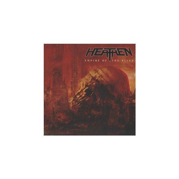 HEATHEN - Empire of the Blind /vinyl bakelit/2xLP
