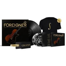 FOREIGNER - With The 21st Century Symphony Orchestra & Chorus (Limited Edition Boxset) / vinyl bakelit /LP