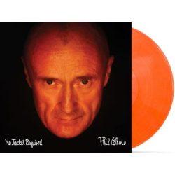 PHIL COLLINS - No Jacket Required / színes vinyl bakelit / LP