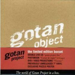 Gotan Project - Gotan Object (Limited Edition Boxset)