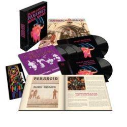 BLACK SABBATH - Paranoid - 50th Anniversary / vinyl bakelti box / 5xLP