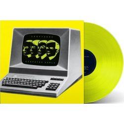 KRAFTWERK - Computer World  / színes vinyl bakelit / LP