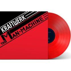 KRAFTWERK - Man-Machine / színes vinyl bakelit / LP