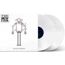 KRAFTWERK - The Mix / színes vinyl bakelit / 2xLP