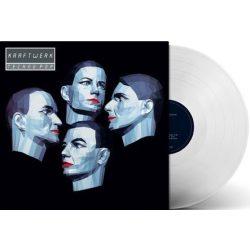 KRAFTWERK - Techno Pop / színes vinyl bakelit / LP