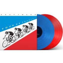 KRAFTWERK - Tour De France / színes vinyl bakelit / 2xLP