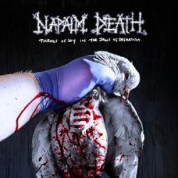 NAPALM DEATH - Throes of Joy In the Jaws of Defeatism / vinyl bakelit / LP