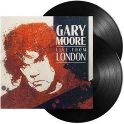 GARY MOORE - Live From London / vinyl bakelit / 2xLP