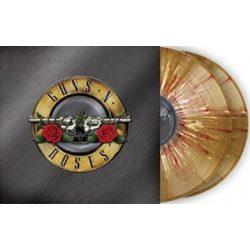 GUNS' N ROSES - Greatest Hits / limitált színes vinyl bakelit / 2xLP