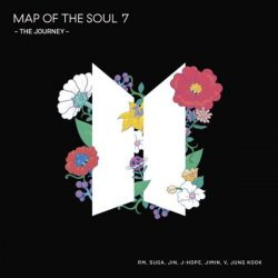 BTS - Map of the Soul 7: ~the Journey~ CD.