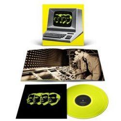 KRAFTWERK - Computerwelt / német színes vinyl bakelit /