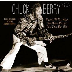 CHUCK BERRY - Rockin'at the Hops/ One Dozen Berrys/ New Juke Box Hits / 2cd / CD