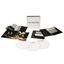 DAVID BOWIE - Next Day Extra / 2cd+1dvd / CD