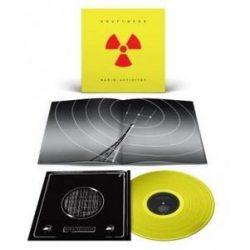 KRAFTWERK - Radio-Aktivitat / német színes vinyl bakelit / LP