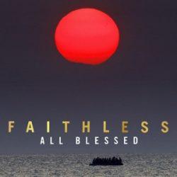 FAITHLESS - All Blessed / vinyl bakelit / LP