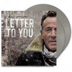 BRUCE SPRINGSTEEN & THE E STREET BAND - Letter To You / színes vinyl bakelit / 2xLP