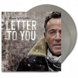 BRUCE SPRINGSTEEN & THE E STREET BAND - Letter To You / színes vinyl bakelit / 2xLP