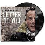 BRUCE SPRINGSTEEN & THE E STREET BAND - Letter To You / vinyl bakelit / 2xLP