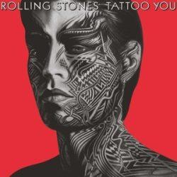 ROLLING STONES - Tattoo You / vinyl bakelit / LP
