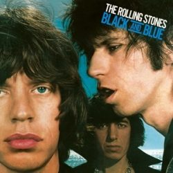ROLLING STONES - Black and Blue  / vinyl bakelit / LP