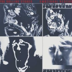 ROLLING STONES - Emotional Rescue  / vinyl bakelit / LP