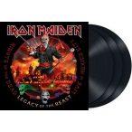 IRON MAIDEN - Nights of the Dead Live In Mexico City  / vinyl bakelit / 3xLP