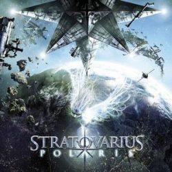 STRATOVARIUS - Polaris  / limitált crystal clear vinyl bakelit / LP