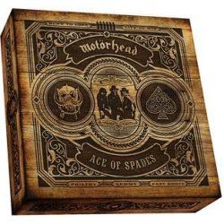 MOTORHEAD - Ace of Spades / vinyl bakelit box / 7xLP