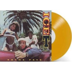 ICE-T - Rhyme Pays / színes vinyl bakelit / LP