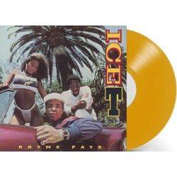 ICE-T - Rhyme Pays / limitált színes vinyl bakelit / LP