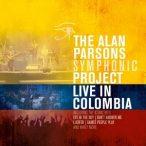 ALAN PARSONS SYMPHONIC PROJECT -  Live In Colombia  3xLP