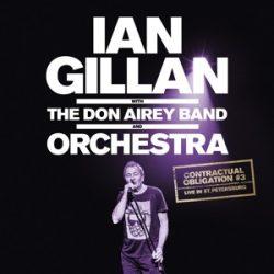 IAN GILLAN - Contractual Obligation #3: Live / vinyl bakelit / 3xLP