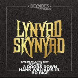 LYNYRD SKYNYRD - Live In Atlantic City / vinyl bakelit / 2xLP
