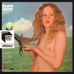 BLIND FAITH - Blind Faith / half speed vinyl bakelit / LP