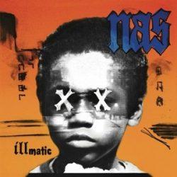 NAS - Illmatic Xx / vinyl bakelit / LP