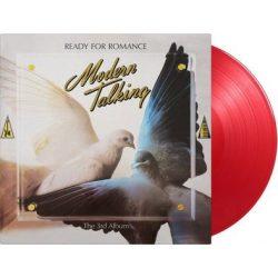 MODERN TALKING - Ready For Romance / limitált színes vinyl bakelit / LP