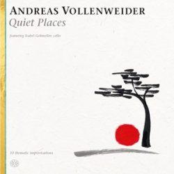 ANDREAS VOLLENWEIDER - Quiet Places / vinyl bakelit / LP