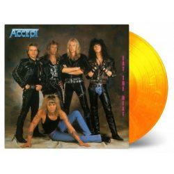 ACCEPT - Eat The Heat / limitált színes vinyl bakelit / LP