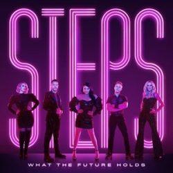 STEPS - What the Future Holds / bakelit vinyl / LP