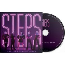 STEPS - What the Future Holds CD