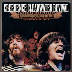 CREEDENCE CLEARWATER REVIVAL - Chronicles Best Of / vinyl bakelit / 2xLP