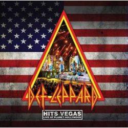 DEF LEPPARD - Hits Vegas - Live At Planet Hollywood / vinyl bakelit / 3xLP